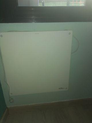 placa cerámica calefactor