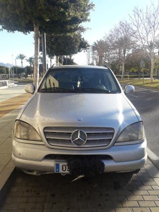 Mercedes-Benz Clase ML320 4 matic