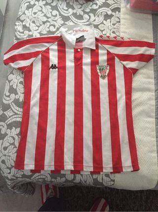 Camiseta athletic año 94