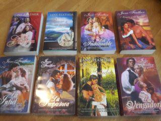 lote novelas romanticas jane feather