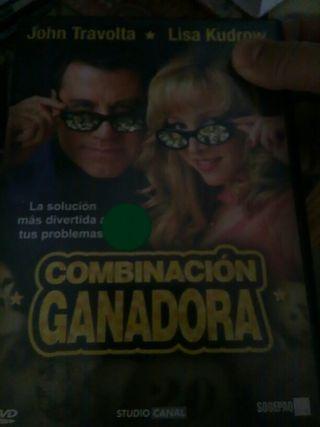 DVD combinacion ganadora