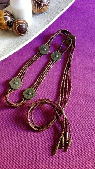 Cinturón de cuero de segunda mano en Zaragoza en WALLAPOP ed5623c15c30