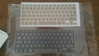 protector cover teclado macbook pro