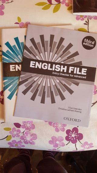 English File Advanced Student's Book (+Workbook)