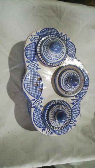 escribania cerámica hermanos rubio