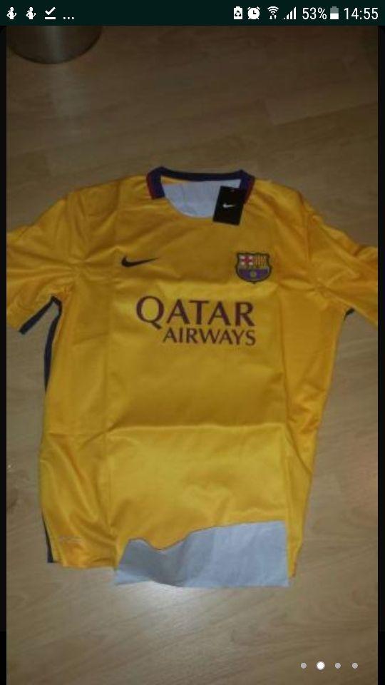 Camisetas FCBarcelona. Talla XL. Originales.