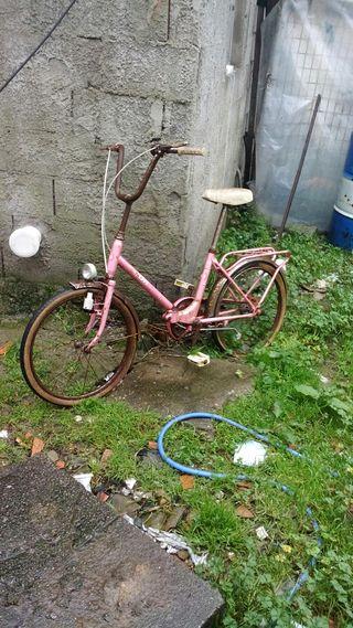 Bicicleta BH de mujer