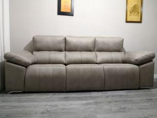 Sofá 260 cm Relax Eléctrico