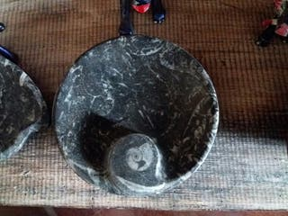 Cenicero Piedra