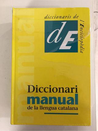 Diccionari manual de català