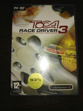 juego Toca Race driver pc