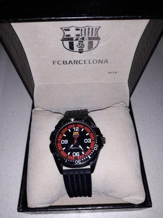 Reloj del Barça