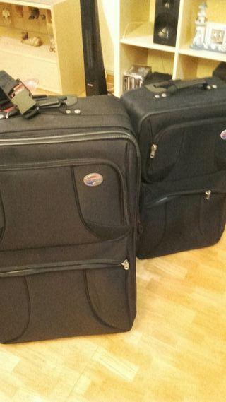 juego maletas
