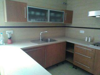 Mueble cocina en panel de merino