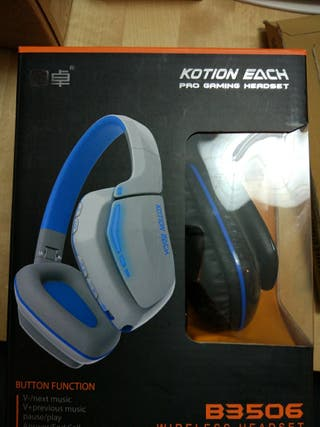 auriculares kotion each B3506