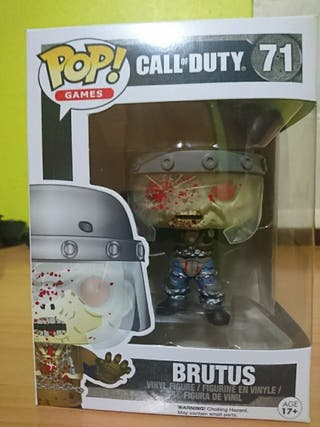pop brutus del juego call of duty