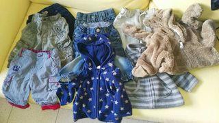 lote ropa niño 2/4 meses