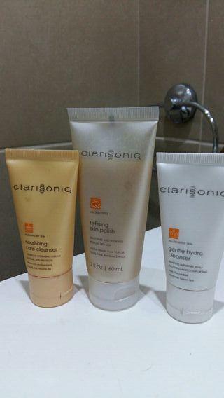 clarisonic cremas