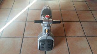 Bicicleta infantil rueda ancha.
