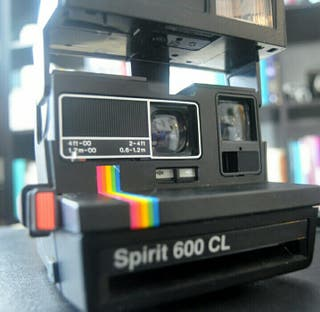 polaroid spirit 600CL impossiible