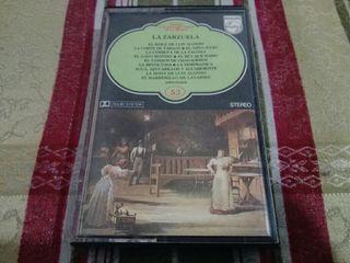 La zarzuela - cassette