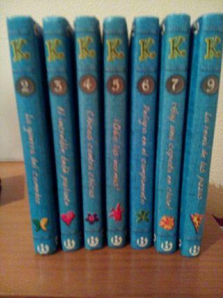 Libros Katiekazoo