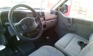 Volkswagen comby 1999 furgoneta en perferto estado