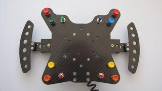 Buttonplate Ascher Racing 018M