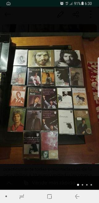 Camaron Colección casettes