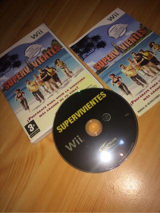 Wii supervivientes