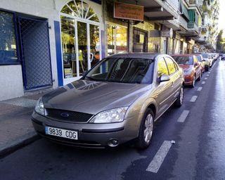 Ford Mondeo 2002 tdci guia