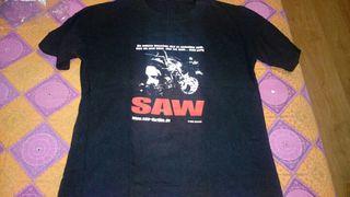 Saw camiseta terror