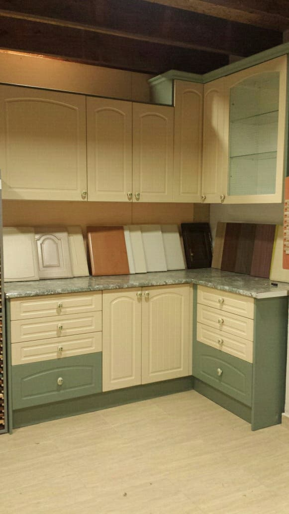 Muebles cocina pvc de segunda mano por 600 € en Collado Villalba en ...