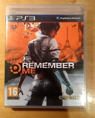 Juego ps3 Remember Me PAL