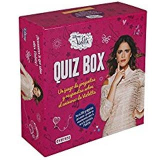 quiz box violetta