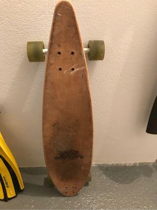 Skate longboard MANUAL