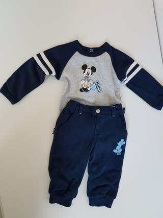 Chandal mickey 3 meses