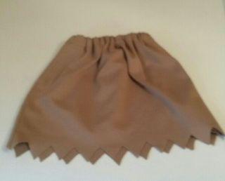 disfraz falda de india