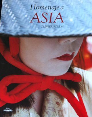 Libro Homenaje a Asia