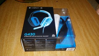 auriculares g430