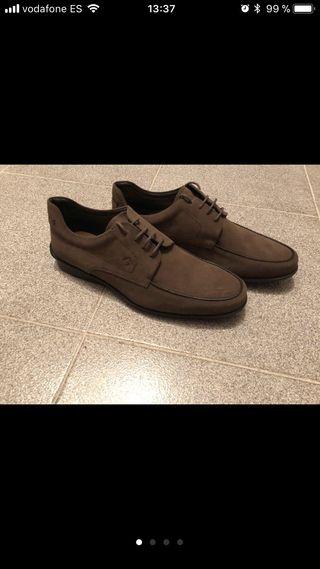 Por Zapatos Num41 Segunda Samsonite De Hombre Mano 50 HHqRw7