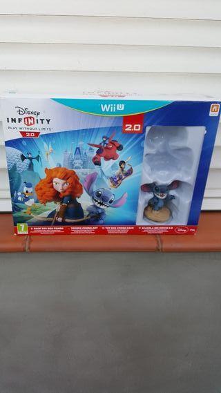 Pack del juego Disney Infinity 2.0 + 1 figura.