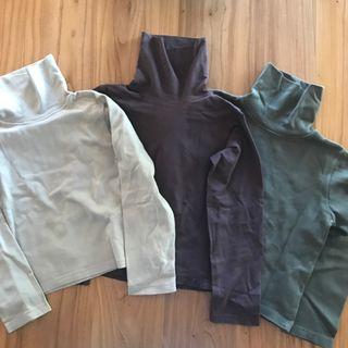 3 camisetas Gocco T8