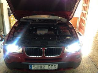 BMW X3 2008 2.0d