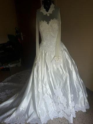 Vestidos de novia talla m