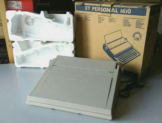 Olivetti ET 6010 electrónica