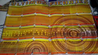 ÁLBUM DE LA LIGA 2005/2006 PANINI - INCOMPLETO
