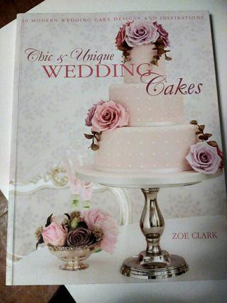 Libro tartas boda repostería creativa