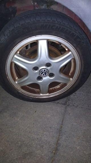 ruedas de golf