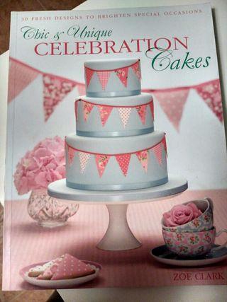 Libro tartas repostería creativa